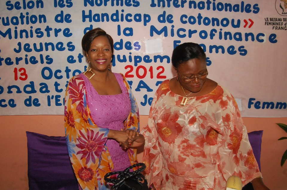 Ministre & Coord.Fondation